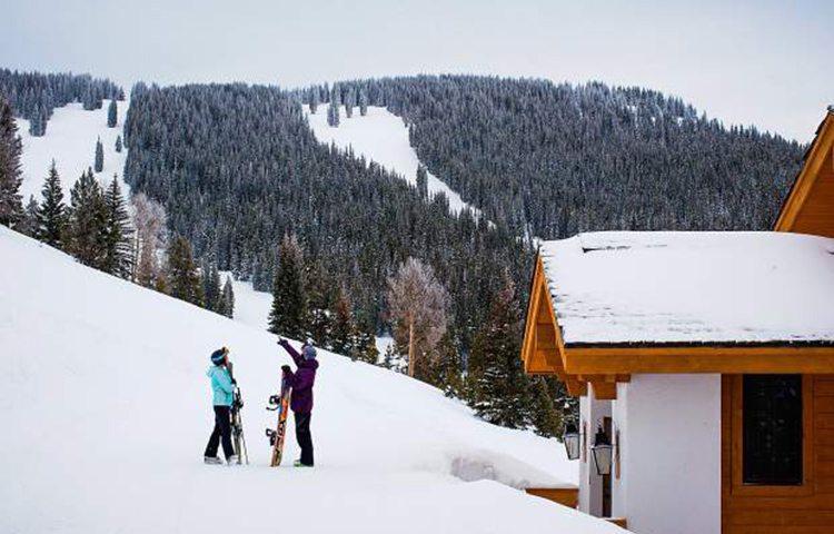 Powder Palace: Game Creek Chalet Retreat on Vail Mountain