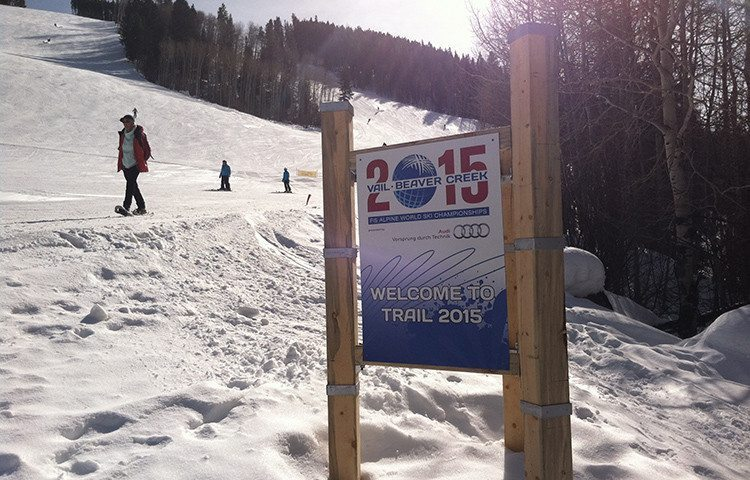 "Atlas Snow-Shoe Company Leads The Way On ""Trail 2015"""