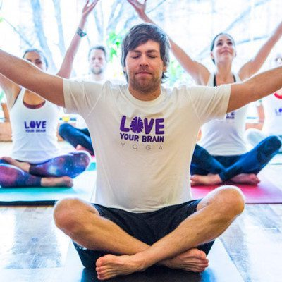 On The Mat With Kevin Pearce: LoveYourBrain On Yoga