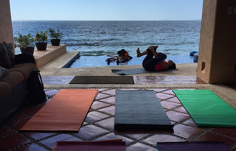 Taking a Vacation? How to Bring Your Yoga Practice with You