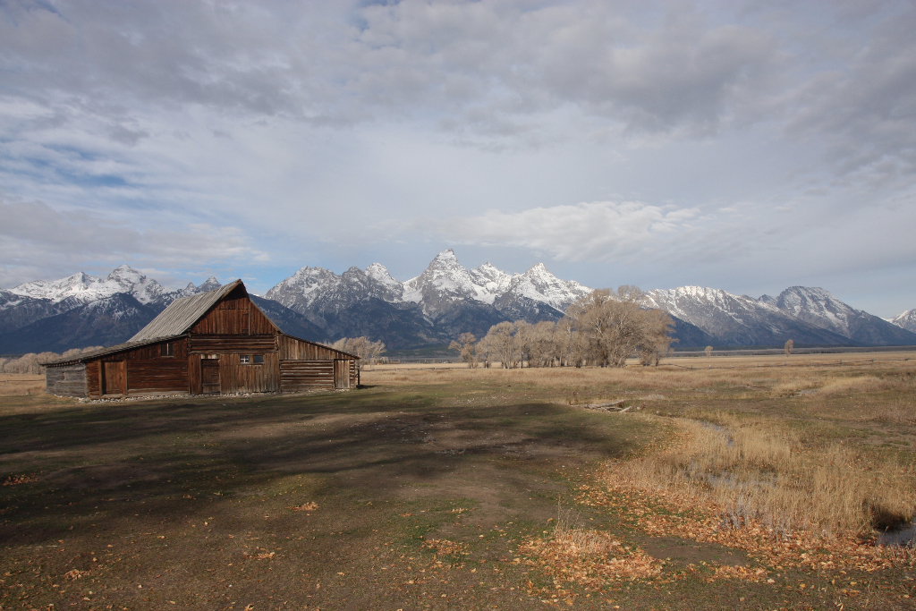 Grand Tetons, Jackson, Wyoming. Photo by Kim Fuller.
