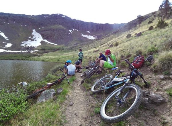 Del Norte Beckons Mountain Bikers