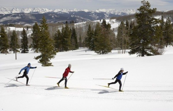 Go Nordic For A Day: Vail Valley