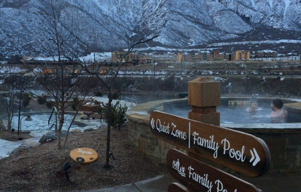 Soak It Up In Glenwood Springs