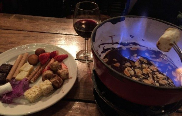 Valentine's Day Decadence: Champagne, Cheese and Chocolate