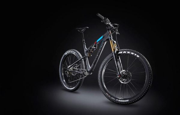 Rocky Mountain Pipeline Bike
