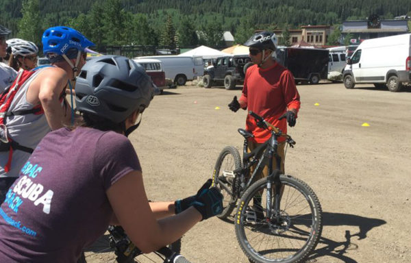 Sharpen Your Mountain Bike Skills