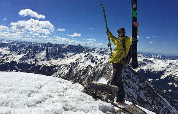 Vail's Jon Kedrowski keeps climbing