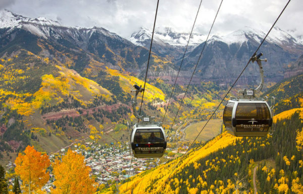 PHOTO BY RYAN BONNEAU, TELLURIDE TOURISM BOARD