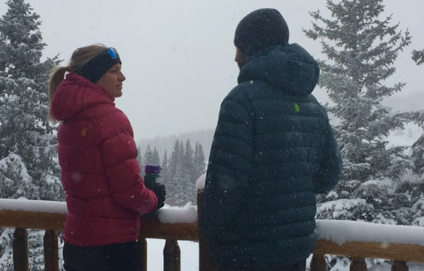 Gear Review: Stio Hometown Down Hooded Jackets — His and Hers