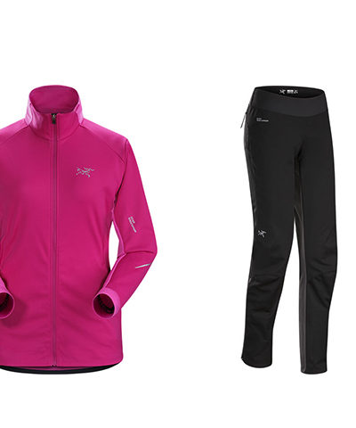 Gear Review: Arc'teryx Trino Jacket and Tights