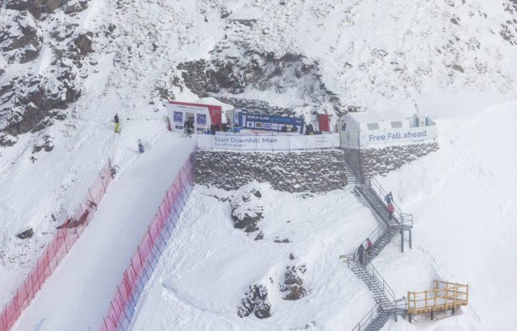 St. Moritz Free Fall