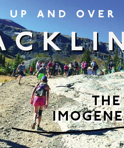 Up and Over: Tackling The Imogene Pass Run