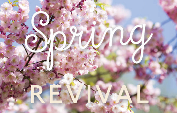 Start Your Spring Revival