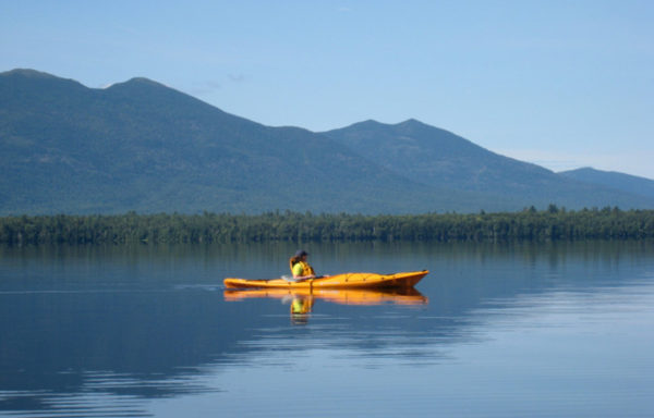 Off the grid and away from the grind in western Maine's Huts and Trails