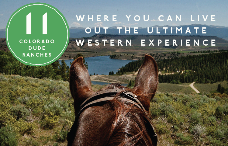 where you can live out the ultimate Western experience