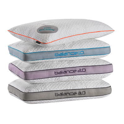 Try It Out: BEDGEAR Pillow For Deep Sleep