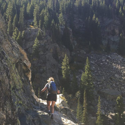 Hiking Hot Spot: Steamboat Springs