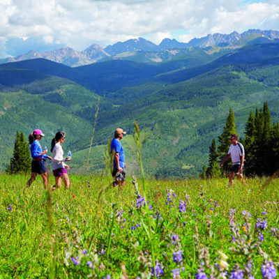 7 Great Hikes In and Around the Vail Valley